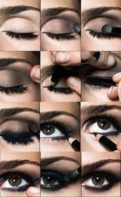 description 15 attractive smokey eye makeup tutorials