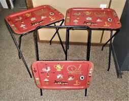 Decorative Tv Tray Tables Metal TV Trays EBay 32