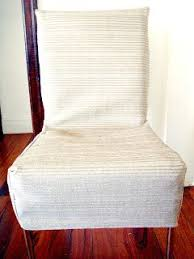 so you ve alread heard a little about my ongoing dining room chair saga here