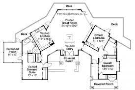 narrow lot house plans with garage in back unique rear facing view house plans lake lot