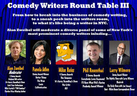 Writers Round Table Comedy Writers Round Table Iii New York Comedy Festival
