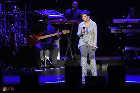 Mpac Seating Chart Morristown Nj She Sounds Even Better Than Her Records Gladys Knight Live