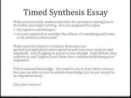 Composition Essay Examples Resume Finest Synthesis Essay Samples