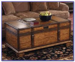 wine storage trunk coffee table coffee table home