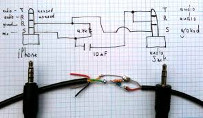 rca to headphone schematic wiring library 3 5 mm audio cable wiring diagram circuit diagram schematic ecko headphone mic jack wiring diagram