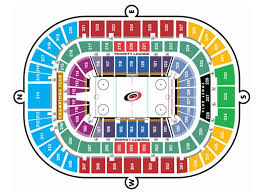Hurricanes Vs Red Wings Pnc Arena