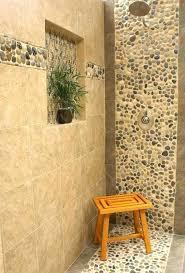 pebble tile shower floor problems pebble tile shower floor problems rock shower floor polished cobblestone pebble