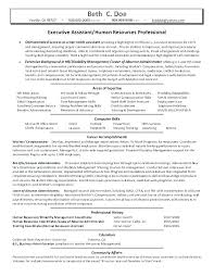 Hr Administrative Assistant Resume Sample Packed With Hr Assistant ...