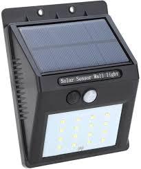 bright outdoor solar lights motion sensor detector