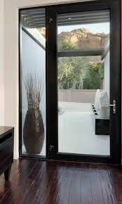 Glass Front Doors With Screen And Glass Front Doors Lowes  Glass Glass Front Doors