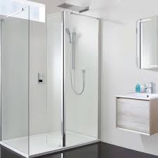 phoenix techno 10mm hinged walk in corner shower enclosure choose size s03001 s03041