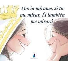 Maria Mírame!! ❤️❤️ - Frases De Jóvenes Católicos | Facebook