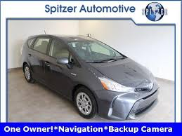 2017 toyota prius v vehicle photo in monroeville pa 15146