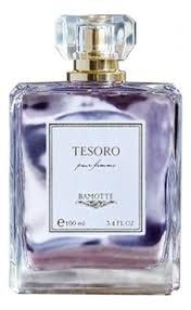 Bamotte <b>Tesoro</b> Bamotte купить элитные духи для женщин в ...