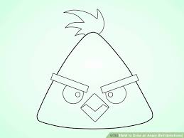 image led draw an angry bird emotions step 14