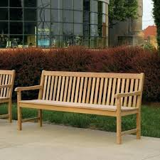 3 ft outdoor bench lawn foot