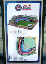 Wrigley Field Seating Guide Best Seats Shade Obstructed
