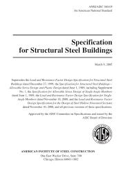 Aisc Manual Design Tables Aisc 13th Edition