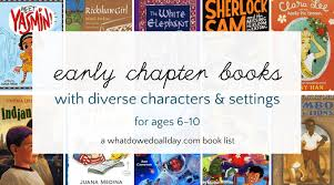 diverse and multicultural early chapter books for kids ages 6 10