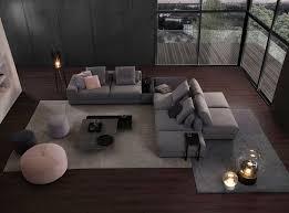 Moderne Sofas Im Italienischen Stil