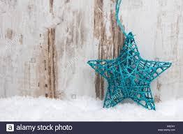 Weihnachten Dekoration Mit Holzhintergrund Schnee Und