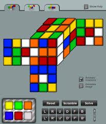 online cube online rubiks cube solving program