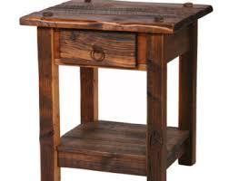 reclaimed wood furniture etsy. rustic nightstand heritage reclaimed wood furniture etsy n