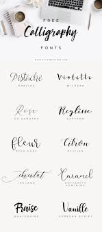 Free Calligraphy Fonts Fonts Calligraphy Fonts Fonts Calligraphy