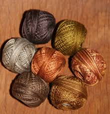 Valdani Color Chart With Thy Needle Thread New 3 Strand Floss From Valdani