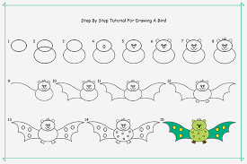 baby birds drawing for kids. Perfect Baby How To Draw A Bird For Kids On Baby Birds Drawing For Kids S