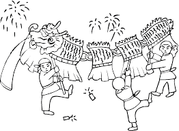 Small Picture Free Printable Chinese Dragon Coloring Pages For Kids