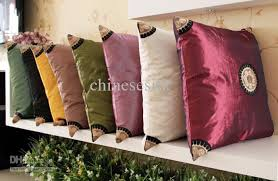 small pillow covers.  Pillow Small Pillow Covers 16 Inch Cheap Satin Sun Pattern 6pcspack Free And R