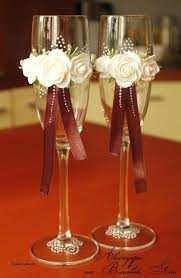 Wine glass decorating ideas for weddings Champagne Glasses Wine Glass Decorating Ideas Pink Glitter Wine Glasses Wine Glass Centerpieces For Weddings Agrambienteinfo Wine Glass Decorating Ideas Pearl And Lace Wine Glasses Wine Glass