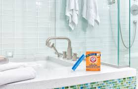 have you tried it in the bathroom it helps remove the dirt and grime from bathroom tiles or no wax floors quickly and easily