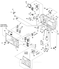 Wiring diagram for generac standby generator new generac gp e parts