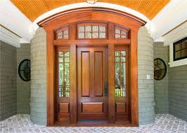 double leafs israel solid wood exterior