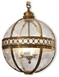 jordan global bazaar round antique brass pendant 3 light lantern 235 inch eclectic pendant brass pendant lighting
