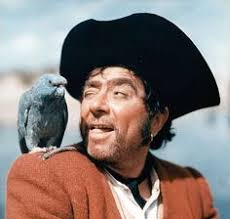 Image result for images of robert newton as long john silver