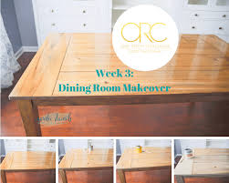 one room challenge week 3 dining room makeover the dining set