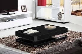 black coffee table. Black Coffee Table S