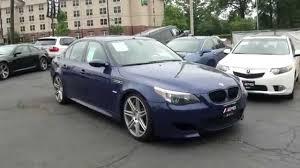 2007 BMW M5 E60 V10 500hp 6 Speed - YouTube