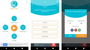 Online Quiz Templates Mesmerizing 48 Quiz And Trivia App Templates For Android Tech Buzz Online