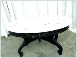 victorian marble top coffee table marble top round coffee table oval marble top coffee table mahogany