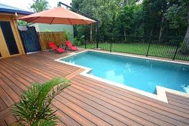 Image result for ipe decking pool