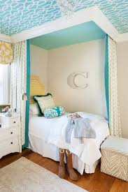 beds for girls room. Contemporary Room Canopy Bed With Faux Builtin Look Inside Beds For Girls Room B