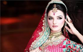 cute stani bride eastern bridal makeup tip western bridal makeup tip