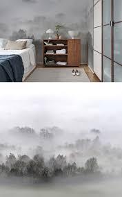 Morning Fog In 2019 Tapeten Fürs Schlafzimmer Schlafzimmer