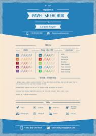 Free Infographic Resume Templates Free Retro Infographic Resume Design Template Ai File Good Resume 55
