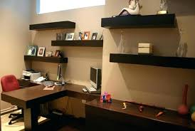 shelves for office. Office Floating Shelves On Shelf Ideas Home For