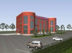 Купить дипломный Проект № Торгово офисный центр в г Рязань  Проект №1 91 Торгово офисный центр в г Рязань
